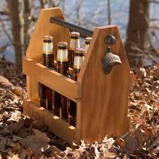 diy reclaimed barn wood beer caddy u2014 the family handyman