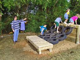 Backyard Obstacle Course Ideas Sensational Design Backyard Obstacle Course Best 25 Ideas On