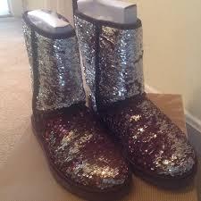 ugg glitter boots sale gently used worn ugg sparkles boots sale sparkles ugg