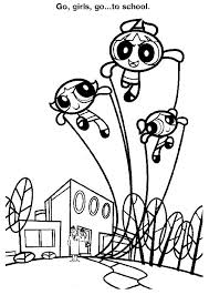 powerpuff girls coloring pages8 coloring kids