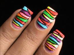 easy nail art for beginners easy nail designs for short nails