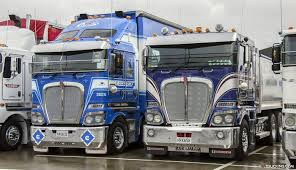 kenworth trucks photos celebration of 50 years of kenworth trucks in new zealand x trucking