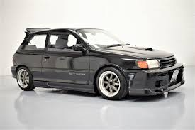 classic toyota used 1994 toyota starlet gt turbo kitted ep82 classic shape for
