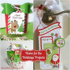 doodlebug design inc home for the holidays reindeer food