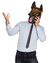 Halloween T Shirts For Dogs by German Shepherd Latex Mask Fancy Dress Dog Animal Halloween