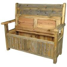 Outdoor Wood Storage Bench Plans by Plans For Deck Bench Which Allows Storage Space For Seat Cushions