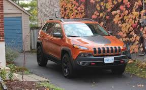 small jeep cherokee review 2015 jeep cherokee trailhawk is anything but bland the
