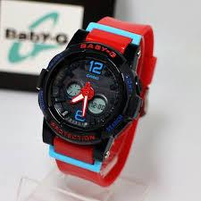 Jam Tangan Baby G Warna Merah jam tangan baby g bga 180 merah kw jam tangan murah