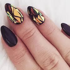 mirror effect syrenka my favorite pin pinterest nail nail