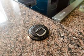 kitchen island outlets kitchen island electrical outlet with pop up panel designs also