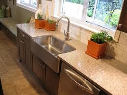 Stainless Steel Farm Sinks For Kitchens Popular Stainless Farmhouse Sink Dans Design Magz Install A