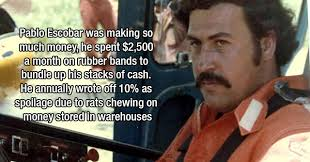 Pablo Escobar Memes - pablo escobar was a bad bad man but damn was he ever interesting