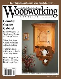 november 2010 186 popular woodworking magazine