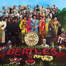 The      Paul is dead      myth   The Beatles Bible   Part   The Beatles Bible The front cover spells the word      Beatles      in flowers  Some  however  took this to say      Be at Leso       a reference to the Greek island the group were