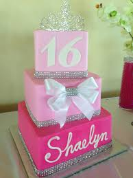 Pink And Black Sweet 16 Decorations Sweet Sixteen Cake Ideas Purple Pink Black 1040