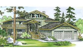 Cabin Style Home Plans Brilliant Lodge Style House Plans Plan Grand River 30754 Floor To