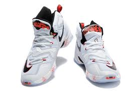nike black friday sale 2017 nike lebron 13 u201cfriday the 13th u201d white black university red