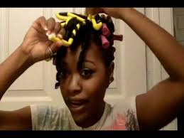 braided mohawk style on natural hair youtube
