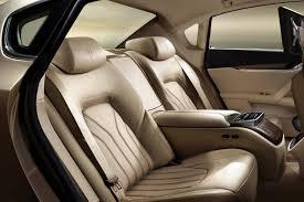 maserati levante back seat used 2014 maserati quattroporte gts pricing for sale edmunds