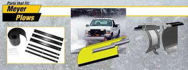 meyer snow plow replacement lights deflector kits meyer snow plow parts