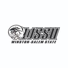 wssu alumni apparel ram logo winston salem state