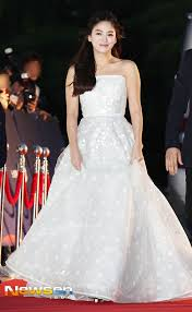 wedding dress song this is how song hyekyo s wedding dress might look like