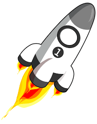 rocket clipart for kids clipartxtras