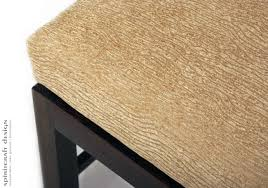 Cushion For Bench Seat Custom Upholstery For Chairs Cushions Banquettes In Illinois