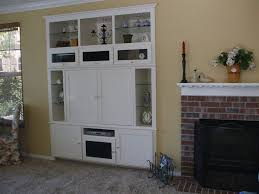 built in white entertainment center cabinets cabinet