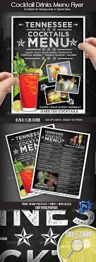 flyer menu template 125 best flyers print templates psd images on