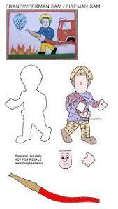 kids firefighter blog fireman sam craft coloring pages par