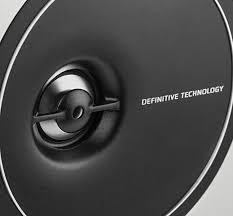 Definitive Technology Bookshelf Speakers Safeandsoundhq Definitive Technology D11 Demand Series High
