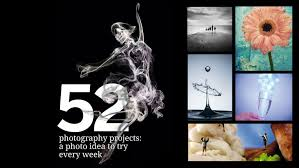 52 photography projects a photo idea to try every week of the