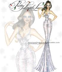 emily fields winter ball dress by sherrihill mandiline