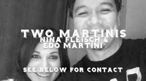 martini two nina fleisch u0026 edo martini two martinis party duo youtube