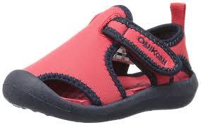 amazon com oshkosh b u0027gosh aquatic u0027s and boy u0027s water shoe