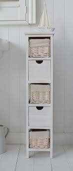 Bathroom Storage Racks 8 Drawer Slim Storage Units I M Always Fond Of A Slim Solution