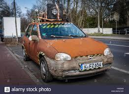 opel corsa sedan rat style