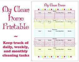 Clean Bedroom Checklist Bedroom Cleaning Checklist Pdf Printable Household