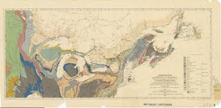 Geological Map Geological Survey Of Canada The Canadian Encyclopedia