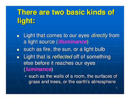 what type of energy is light day 3 energy audits of lighting systems