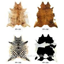 pp series faux fur rug cowhide rug wholesale buy faux fur rug