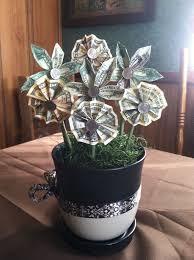 money flowers flowers made of money origami money flower gift wedding gifts