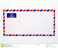 Envelope For Resume Airmail Envelope Royalty Free Stock Images Image 34352149