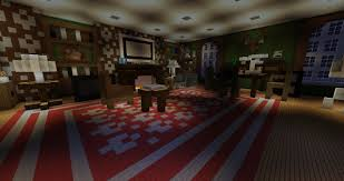221b baker street bbc sherlock minecraft project sitting room