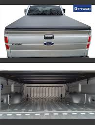 78 Ford F150 Truck Bed - tyger tri fold pickup tonneau cover fits 09 14 ford f 150 not