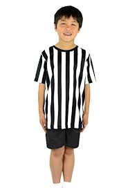 Ref Costumes Halloween Mato U0026 Hash Children U0027s Referee Shirt Ref Costume Toddlers Kids
