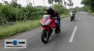 cbr series bikes yamaha yzf r15 vs honda cbr 150r review choosemybike in