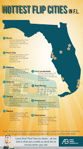 Map Of Cities In Florida by These Are The Most Popular Fix And Flip Cities In Florida