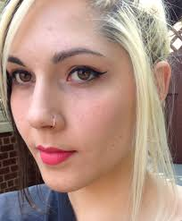 pink nose rings images New gold nose ring hoop etsy jewellry 39 s website jpg